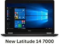 New Latitude 14 7000