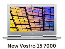 New Vostro 15 7000