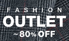 FASHION OUTLET~80%OFF