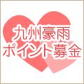 九州豪雨・ポイント募金