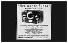 オーディオ発振器